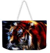 0012 Siberian Tiger Weekender Tote Bag
