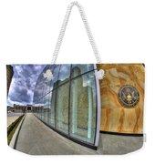 0013 Court House Weekender Tote Bag