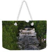 0015 Glen Falls Of Williamsville New York Series  Weekender Tote Bag