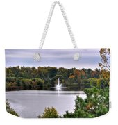 0015 Hoyt Lake Autumn 2013 Weekender Tote Bag