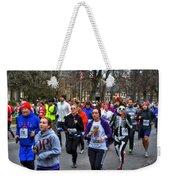 0016 Turkey Trot 2014 Weekender Tote Bag