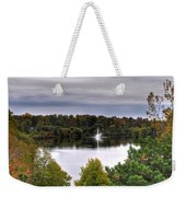 0018 Hoyt Lake Autumn 2013 Weekender Tote Bag