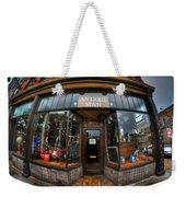 002 Antique Man Weekender Tote Bag