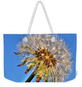 002 Make A Wish With Text Weekender Tote Bag
