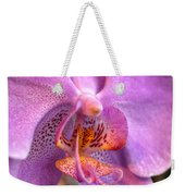 002 Orchid Summer Show Buffalo Botanical Gardens Series Weekender Tote Bag