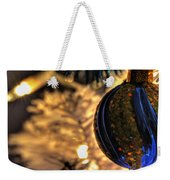 002 Silent Night Series Weekender Tote Bag
