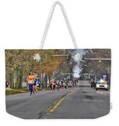 002 Turkey Trot  2014 Weekender Tote Bag