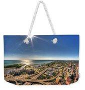 0023 Visual Highs Of The Queen City Weekender Tote Bag