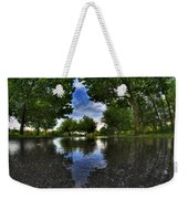 003 After The Rain At Hoyt Lake Weekender Tote Bag