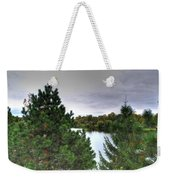 003 Hoyt Lake Autumn 2013 Weekender Tote Bag