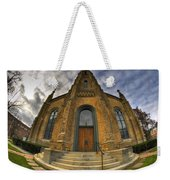 003 Westminster Presbyterian Church Weekender Tote Bag