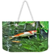 003 Within The Rain Forest Buffalo Botanical Gardens Series Weekender Tote Bag