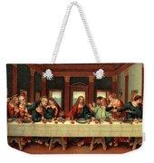 0030s The Last Supper After Leonardo Da Weekender Tote Bag