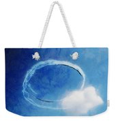 0036 - Air Show - Lux Weekender Tote Bag