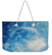 0036 - Air Show - Traveling Pigments Hp Weekender Tote Bag
