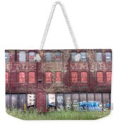 0037 Abandoned Warehouse Weekender Tote Bag
