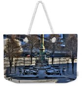 0037 Birdseye View Of Lafayette Square Weekender Tote Bag