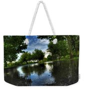 004 After The Rain At Hoyt Lake Weekender Tote Bag
