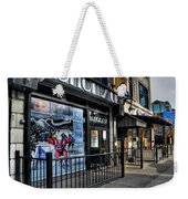 004 Bottoms Up And The Chip Strip Weekender Tote Bag