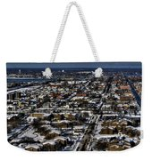 0042 After The Nov 2014 Storm Buffalo Ny Weekender Tote Bag