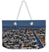 0043 After The Nov 2014 Storm Buffalo Ny Weekender Tote Bag
