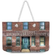 0044 Foundry Building Weekender Tote Bag