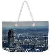 0045 After The Nov 2014 Storm Buffalo Ny Weekender Tote Bag