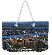 0048 After The Nov 2014 Storm Buffalo Ny Weekender Tote Bag