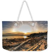 005 After The Ice Melts Erie Basin Marina Series Weekender Tote Bag