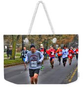 005 Turkey Trot 2014 Weekender Tote Bag