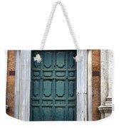 0053 Roman Door 2 Weekender Tote Bag