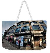 006 Bottoms Up And The Chip Strip Weekender Tote Bag