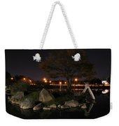 006 Japanese Garden Autumn Nights   Weekender Tote Bag
