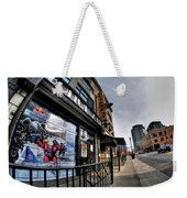 007 Bottoms Up And The Chip Strip Weekender Tote Bag