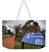 007 Mansion On Delaware Ave Weekender Tote Bag