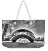 0079 The Bean - Millennium Park Chicago Weekender Tote Bag