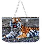 008 Siberian Tiger Weekender Tote Bag