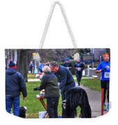 009 Bloody Marys At The Turkey Trot 2014 Weekender Tote Bag