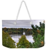 009 Hoyt Lake Autumn 2013 Weekender Tote Bag