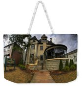 009 Law Offices Cornell Mansion Weekender Tote Bag