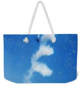 0107 - Air Show - Acanthus Weekender Tote Bag