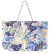 0114 Abstract Thought Weekender Tote Bag