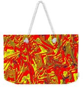 0118 Abstract Thought Weekender Tote Bag