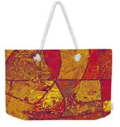 0119 Abstract Thought Weekender Tote Bag