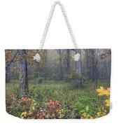0134 Misty Meadow Weekender Tote Bag
