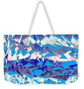 0137 Abstract Thought Weekender Tote Bag