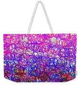 0144 Abstract Thought Weekender Tote Bag