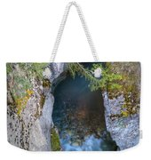 0147 Marble Canyon Weekender Tote Bag