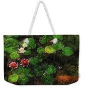0148-lily -   Lux Sl Weekender Tote Bag