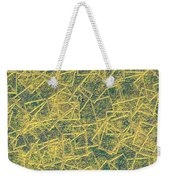 0149 Abstract Thought Weekender Tote Bag